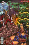 Grimm Fairy Tales 2013 Holiday Special Cover A Alfredo Reyes