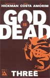 God Is Dead #3 Cover A Regular Cover
