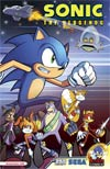 Sonic The Hedgehog Vol 2 #255 Cover B Variant Freedom Fighter Cover