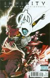 Avengers Vol 5 #23 Cover A Regular Leinil Francis Yu Cover (Infinity Tie-In)