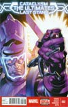 Cataclysm Ultimates Last Stand #2 Cover A Regular Mark Bagley Cover