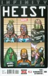 Infinity Heist #4 (Infinity Tie-In)