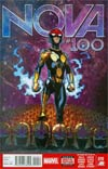 Nova Vol 5 #10 Cover A Regular Ed McGuinness Cover