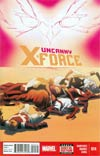 Uncanny X-Force Vol 2 #14