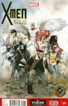 X-Men Gold #1 Cover A Regular Olivier Coipel Cover