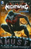 Nightwing (New 52) Vol 3 Death Of The Family TP