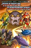 Transformers Classics UK Vol 5 TP
