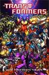 Transformers More Than Meets The Eye Vol 5 TP