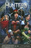Grimm Fairy Tales Presents Hunters The Shadowlands TP