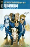 Quantum & Woody Vol 1 Worlds Worst Superhero Team TP