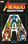 Avengers Absolute Vision Book 1 TP
