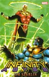Thanos Infinity Abyss TP New Printing