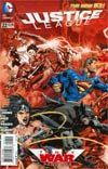 Justice League Vol 2 #22 Cover F 2nd Ptg (Trinity War Part 1)