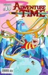 Adventure Time #19 Cover A Regular Mike Holmes Cover