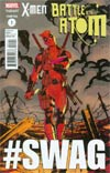 X-Men Battle Of The Atom #1 Cover B Variant Deadpool Struts Cover (Battle Of The Atom Part 1)