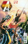 Mighty Avengers Vol 2 #1 Cover E Incentive Bryan Hitch Variant Cover (Infinity Tie-In)