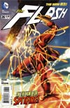 Flash Vol 4 #26 Cover A Regular Brett Booth Cover