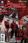 Red Lanterns #26 Cover A Regular Alessandro Vitti Cover