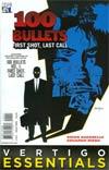 Vertigo Essentials 100 Bullets #1
