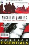 Vertigo Essentials American Vampire #1