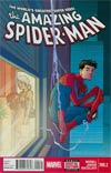 Amazing Spider-Man Vol 2 #700.2 Cover A Regular Pasqual Ferry Cover