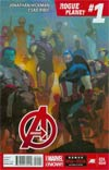Avengers Vol 5 #24.NOW Cover A Regular Esad Ribic Cover