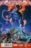 Cataclysm Ultimates Last Stand #3 Cover A Regular Mark Bagley Cover