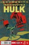 Indestructible Hulk #17.INH (Inhumanity Tie-In)