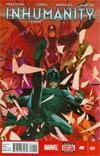 Inhumanity #1 Cover A 1st Ptg Regular Olivier Coipel Cover
