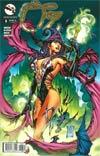 Grimm Fairy Tales Presents Oz #6 Cover A Ken Lashley