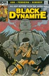 Black Dynamite #3 Cover A Regular Eric Battle Cover