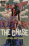 Danger Girl The Chase #4 Cover A Regular Dan Panosian Cover