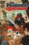 Mr Peabody & Sherman #2 Cover A Regular Jorge Monlogo Cover