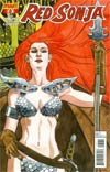 Red Sonja Vol 5 #6 Cover B Variant Jill Thompson Cover