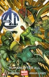 Avengers AI Vol 1 Human After All TP