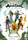 Avatar The Last Airbender The Search Library Edition HC