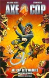Axe Cop Vol 5 Axe Cop Gets Married And Other Stories TP