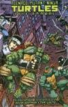 Teenage Mutant Ninja Turtles 2012 Annual Deluxe Edition HC
