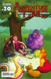 Adventure Time #20 Cover B Regular Tina Fabert Cover