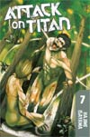 Attack On Titan Vol 7 GN