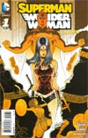 Superman Wonder Woman #1 Cover F Incentive Wonder Woman Variant Cover