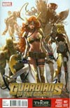 Guardians Of The Galaxy Vol 3 #7 Cover B Incentive Sara Pichelli Variant Cover