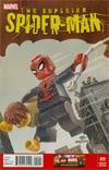 Superior Spider-Man #19 Cover C Incentive Leonel Castellani Lego Color Variant Cover