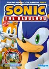 Sonic The Hedgehog Super Interactive Annual 2014 HC