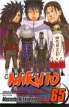 Naruto Vol 65 TP
