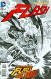 Flash Vol 4 #24 Cover B Incentive Francis Manapul Sketch Cover