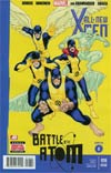All-New X-Men #16 Cover D 2nd Ptg David Lopez Variant Cover (Battle Of The Atom Part 2)
