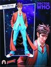 Doctor Who Tenth Doctor Dynamix Vinyl Figure