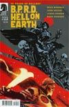 BPRD Hell On Earth #115 Cover A Regular Rafael Albuquerque Cover