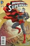 Adventures Of Superman Vol 2 #9